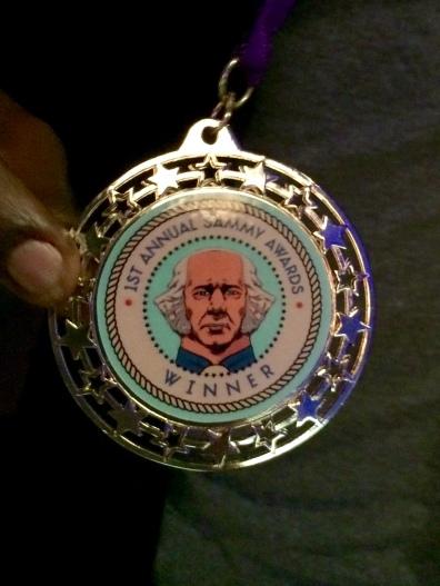 A Sammy Award