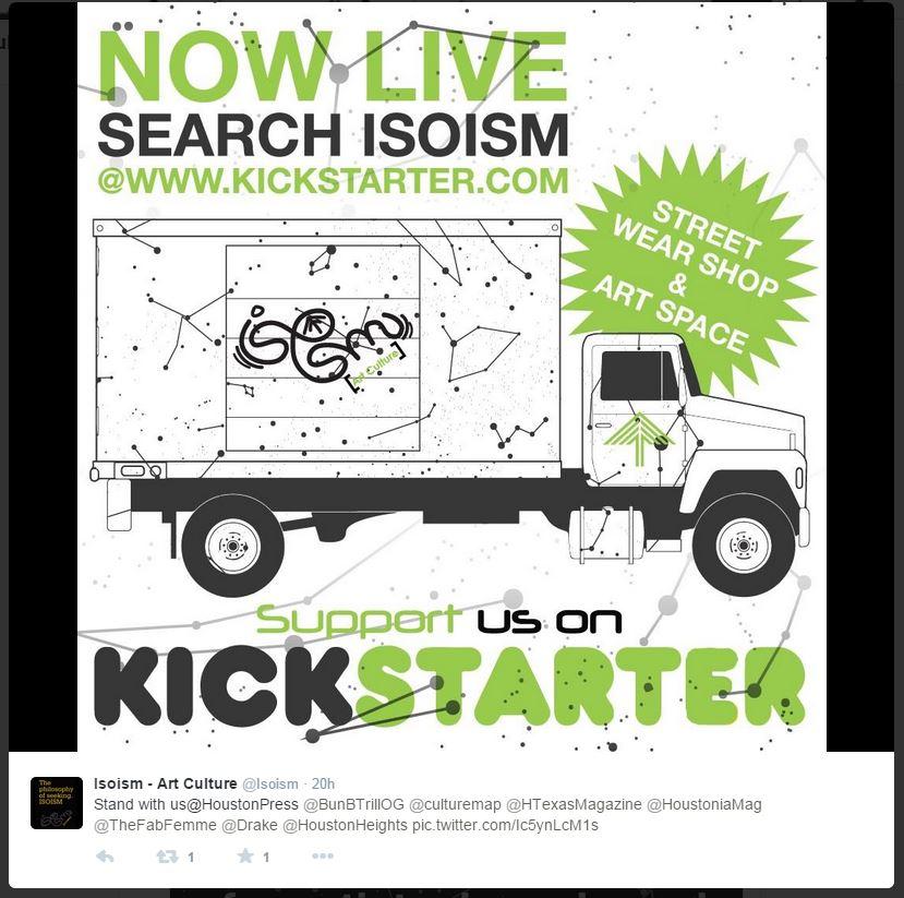 Isoism's Art CultureTruck