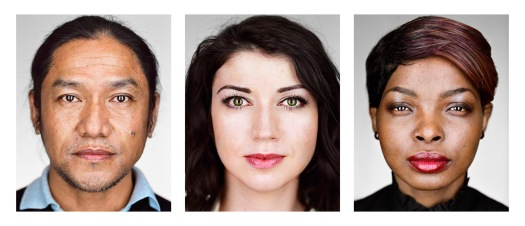 Portraits of refugees who have recently resettled in the United States as part of the U.S. Refugee Admissions Program