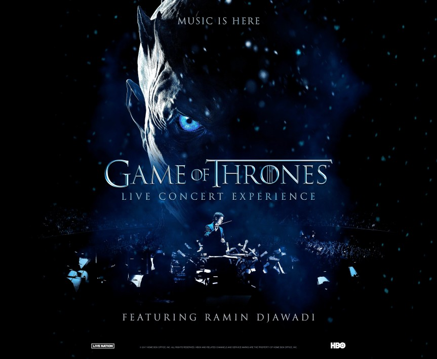 Game of Thrones Live Concert:Houston