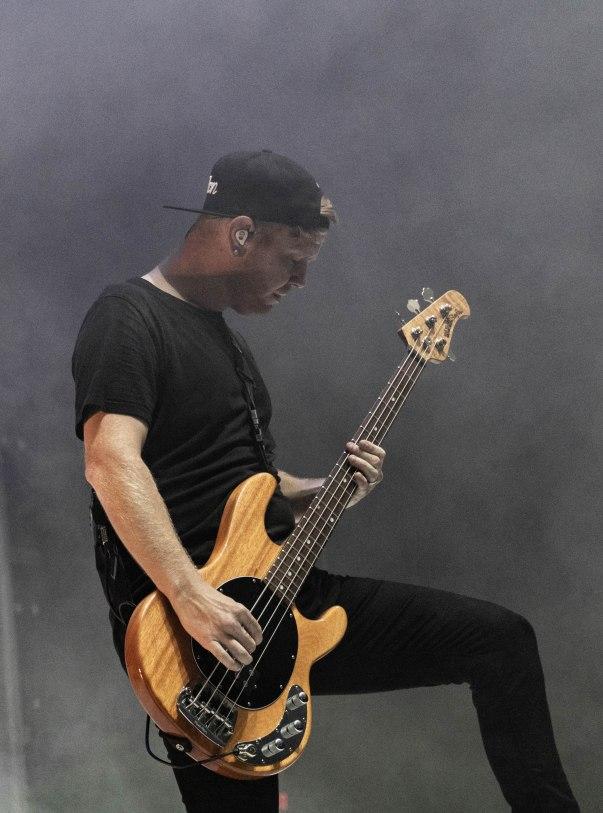 Joshua Woodard (Photo: Frank Nguyen/Bayou Current)